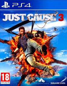 PS4 - Just Cause 3 Box 785300129948 N. figura 1