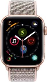 Watch Serie 4 44mm GPS gold Aluminum Pink Sand Sport Loop Smartwatch Apple 79845630000018 Photo n°. 1