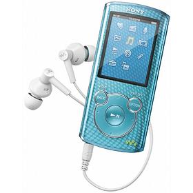 SONY NWZ-E463L BLAU Sony 77354800000011 Bild Nr. 1