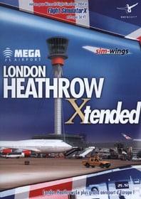 PC - London Heathrow Mega Airport Xtrended pour FS2004/X et Prepar3D V2 Box 785300128488 N. figura 1