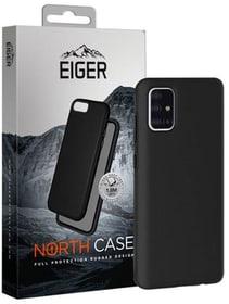 Galaxy A51 North Case black Hülle Eiger 794652800000 Bild Nr. 1