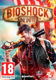 Mac - Bioshock Infinite Download (ESD) 785300133565 Bild Nr. 1