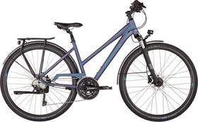Quest Trekkingbike Crosswave 464845504522 Farbe dunkelblau Rahmengrösse 45 Bild-Nr. 1