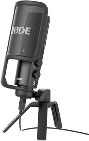 Rode NT-USB, Microfono Versatile USB di Qualità da Studio Mikrofon Rode 785300124362 N. figura 1