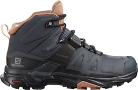 X Ultra 4 Mid GTX Chaussures de randonnée pour femme Salomon 473342939080 Taille 39 Couleur gris Photo no. 1
