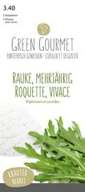 Roquette vivace 5 graine plaque Semences de gourmet Do it + Garden 287102900000 Photo no. 1