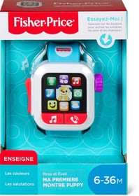 Smart Watch (FR) Fisher-Price 747343590100 Photo no. 1