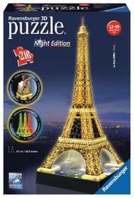 Eiffelturm Bei Nacht Puzzle Ravensburger 747944400000 Bild Nr. 1