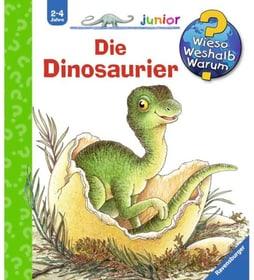 Il dinosauro Libro di saggistica per bambini 785300159255 N. figura 1