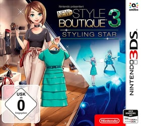 3DS - New Style Boutique 3 - Styling Star D Box 785300130138 N. figura 1