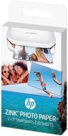 ZINK 5 x 7,6cm Photo Paper 20 Blatt W4Z13A Fotopapier HP 798536100000 Bild Nr. 1