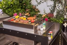 Outdoorküche Klappbar Reparieren : Nouvel holzkohlegrill outdoorküche modulo kaufen bei do it garden