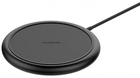 Mophie Universal Wireless Chargestream Pad Plus nero Caricabatterie 798629700000 N. figura 1