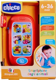 ABC Animal Smartphone (D) Chicco 746381690000 Lengua Tedesco N. figura 1