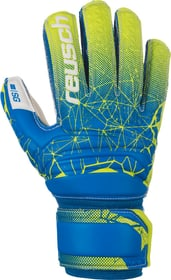 Fit Control SG Finger Support Junior Kinder-Fussball-Torwarthandschuhe Reusch 461944207040 Farbe blau Grösse 7 Bild-Nr. 1