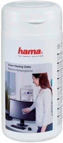 Lingettes nettoyantes pour écrans dans une boîte distributrice Hama 798238200000 Photo no. 1