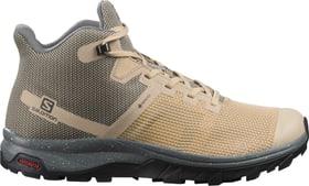 OutlinePrism Mid GTX Chaussures de randonnée pour femme Salomon 473343839079 Taille 39 Couleur sable Photo no. 1