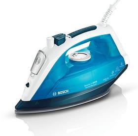 Fer à vapeur TDA1024210 Blue blanc Fer à vapeur Bosch 785300134856 N. figura 1
