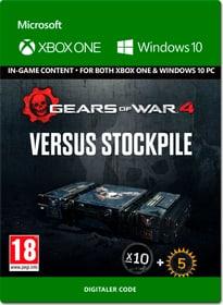 Xbox One - Gears of War 4: Versus Stockpile Download (ESD) 785300137320 Bild Nr. 1