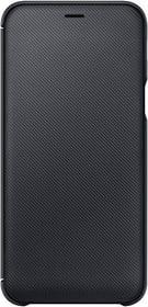 Wallet Cover nero Custodia Samsung 785300136036 N. figura 1