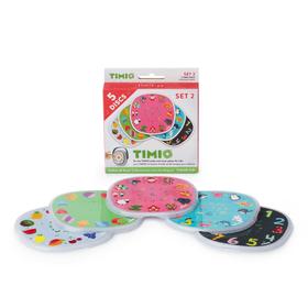 Timio Disc Set 2 Histoires audio 747382500000 Photo no. 1