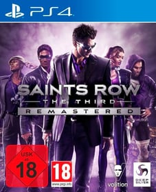 Saints Row:The Third Remastered Box 785300152946 Langue Allemand Plate-forme Sony PlayStation 4 Photo no. 1