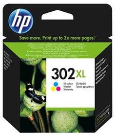 302XL tricolore Cartuccia d'inchiostro HP 795842000000 N. figura 1
