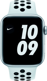 Watch Nike Series 6 GPS 44mm Silver Aluminium Pure Platinum/Black Nike Sport Band Smartwatch Apple 785300155504 Photo no. 1