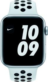 Watch Nike Series 6 GPS 44mm Silver Aluminium Pure Platinum/Black Nike Sport Band Smartwatch Apple 785300155504 Bild Nr. 1