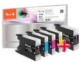 Combi PackPLUS pour LC-1280 Cartouche d'encre Peach 785300124659 Photo no. 1