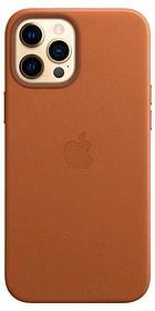 iPhone 12 Pro Max Leather Case MagSafe Hülle Apple 785300155945 Bild Nr. 1