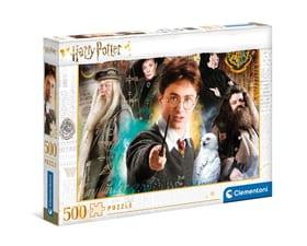 Puzzle Harry Potter 2, 500 pcs. Puzzles Clementoni 747377100000 Photo no. 1