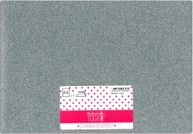 Tissu thermocollant pailleté A4