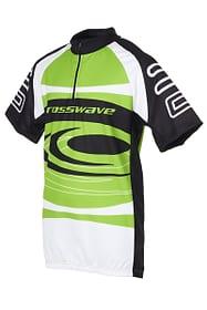 Bikeshirt Bikeshirt Crosswave 462876016461 Farbe Hellgrün Grösse 164 Bild Nr. 1