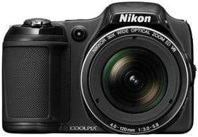 Nikon Coolpix L820 schwarz Nikon 95110003438713 Bild Nr. 1