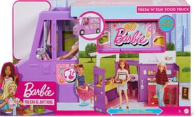 Food Truck Playset (without Doll) Set di bambole Barbie 747950100000 N. figura 1