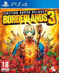 PS4 - Borderlands 3 Super Deluxe Edition Box 785300145701 Langue Français Plate-forme Sony PlayStation 4 Photo no. 1