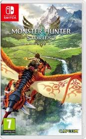 NSW - Monster Hunter Stories 2: Wings of Ruin Box Nintendo 785300159311 N. figura 1