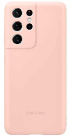 Silicone Cover Pink Hülle Samsung 798679900000 Bild Nr. 1