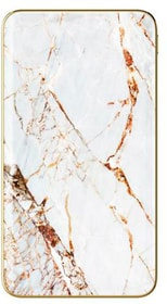 "Designer-Powerbank 5.0Ah ""Carrara Gold"" Powerbank iDeal of Sweden 785300148024 Bild Nr. 1"