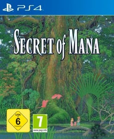 PS4 - Secret of Mana (E/D) Box 785300131988 Photo no. 1