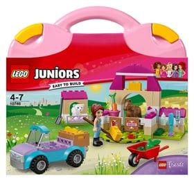 LEGO Juniors La valise Ma ferme 10746