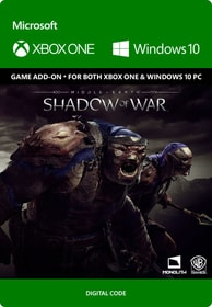 Xbox One - Middle-earth: Shadow of War - Slaughter Tribe Nemesis Expansion Download (ESD) 785300135549 Photo no. 1