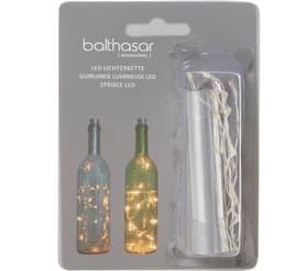 Flaschenlicht LED Lichterkette Balthasar 656206000000 Bild Nr. 1