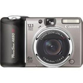 Canon POWERSHOT A650 IS Canon 79327770000007 Bild Nr. 1