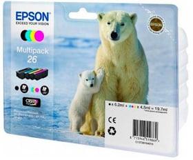 26 Claria Premium Multipack cartuccia d'inchiostro Cartuccia d'inchiostro Epson 796084400000 N. figura 1