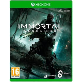 Xbox One - Immortal: Unchained (D) Box 785300134829 Photo no. 1