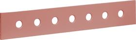 WHITE 3/4 di sicurezza Flexa 404992400000 Dimensioni L: 159.0 cm x A: 25.0 cm Colore Rosa chiaro N. figura 1