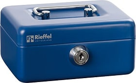 Blau Kindergeldkassette Rieffel 614177300000 Bild Nr. 1