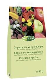Concime organico, 5 kg
